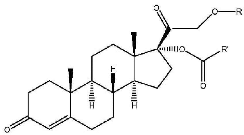 17альфа-бензоат кортексолона для применения в лечении опухолей
