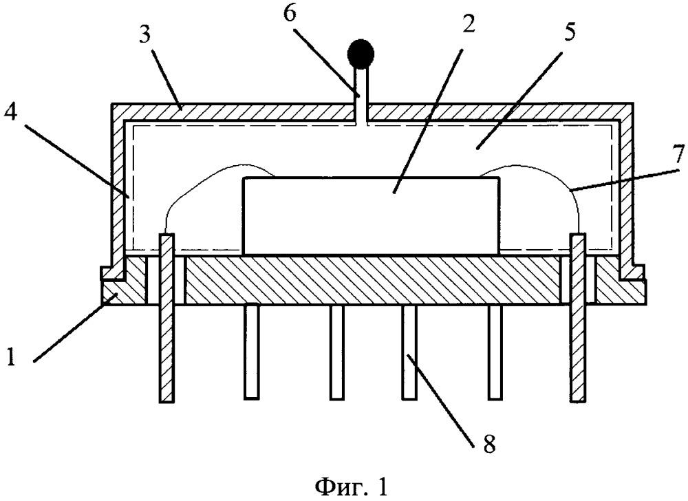 Способ изготовления микрогироскопа