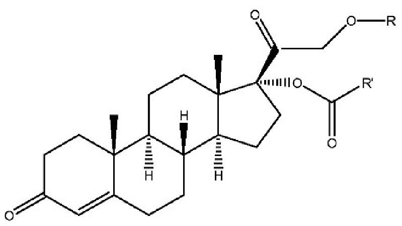 17a,21-диэфиры кортексолона для применения в лечении опухолей