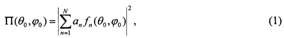 Способ формирования диаграммы направленности передающей активной антенной решетки и осесимметричная активная фазированная антенная решетка на его основе