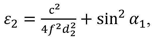 Способ определения диэлектрической проницаемости материала