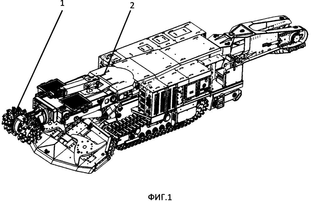 Устройство управления исполнительным органом горной машины, горная машина, система управления горной машиной и носитель информации