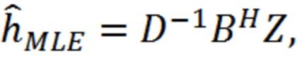 Способ оценки параметров канала в ofdm-системах
