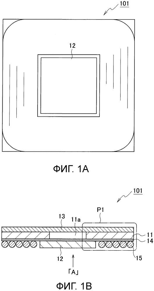Блок катушки для беспроводной подачи мощности