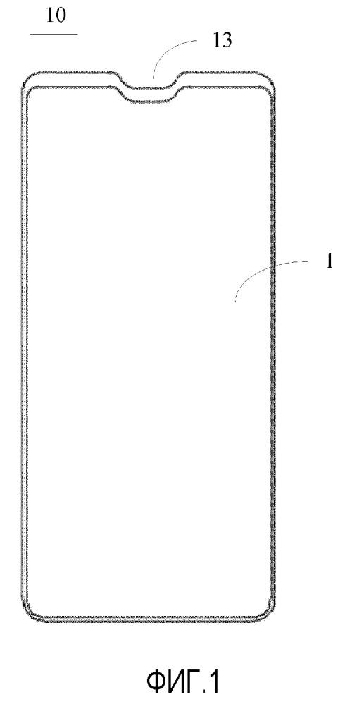 Модуль отображения lcd и мобильный терминал