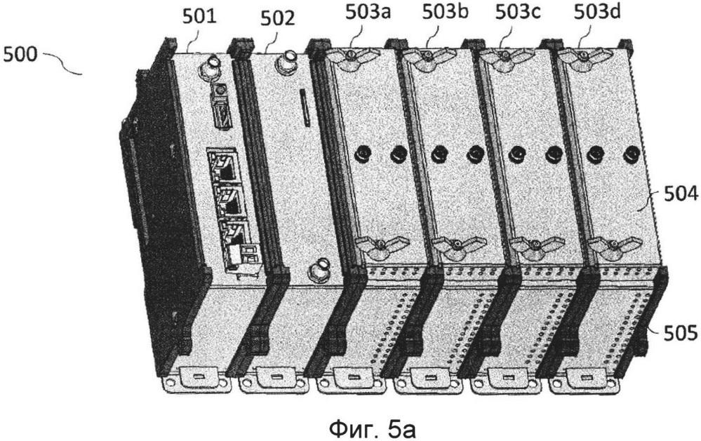 Модульная архитектура базовой станции для беспроводной сенсорной сети