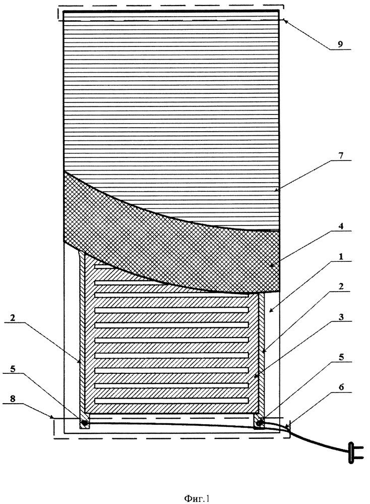 Нагревательный элемент широкого спектра применения