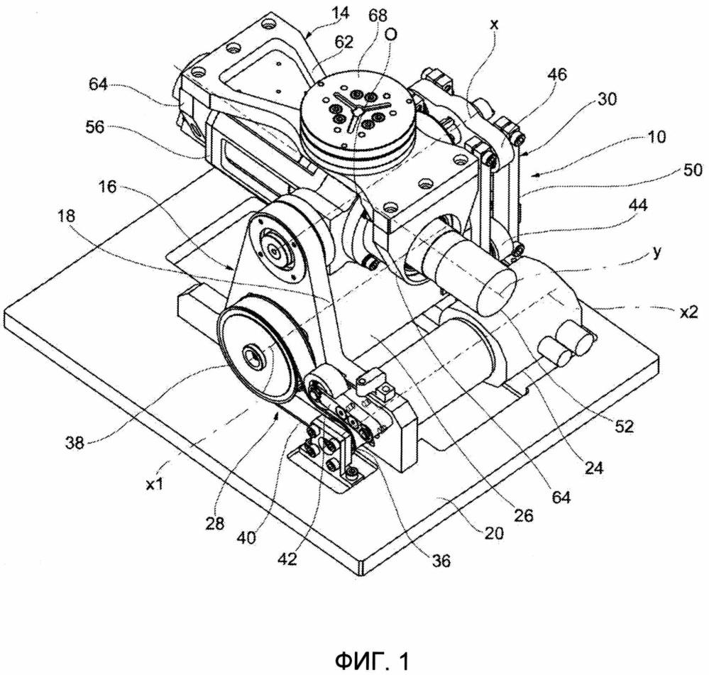 Приводная система для управления платформой и седлом реабилитационного тренажера для восстановления нижних конечностей и туловища и реабилитационный тренажер