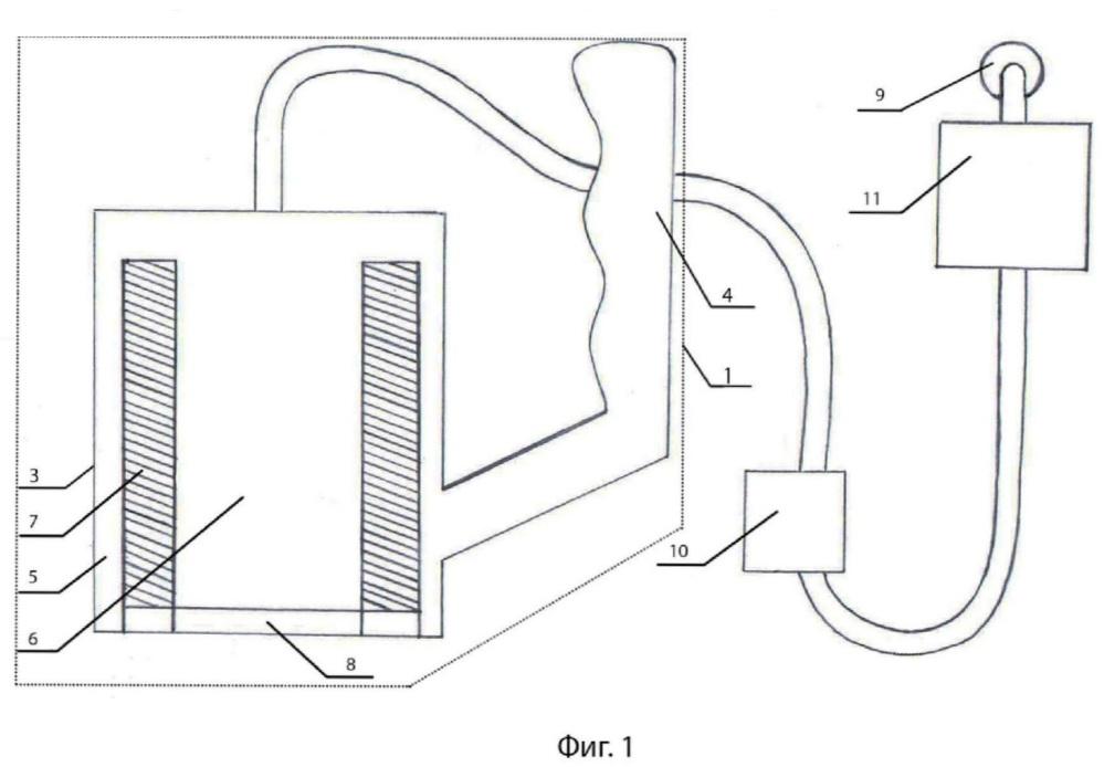 Ретрактор тканей для эндоскопической увеличивающей маммопластики