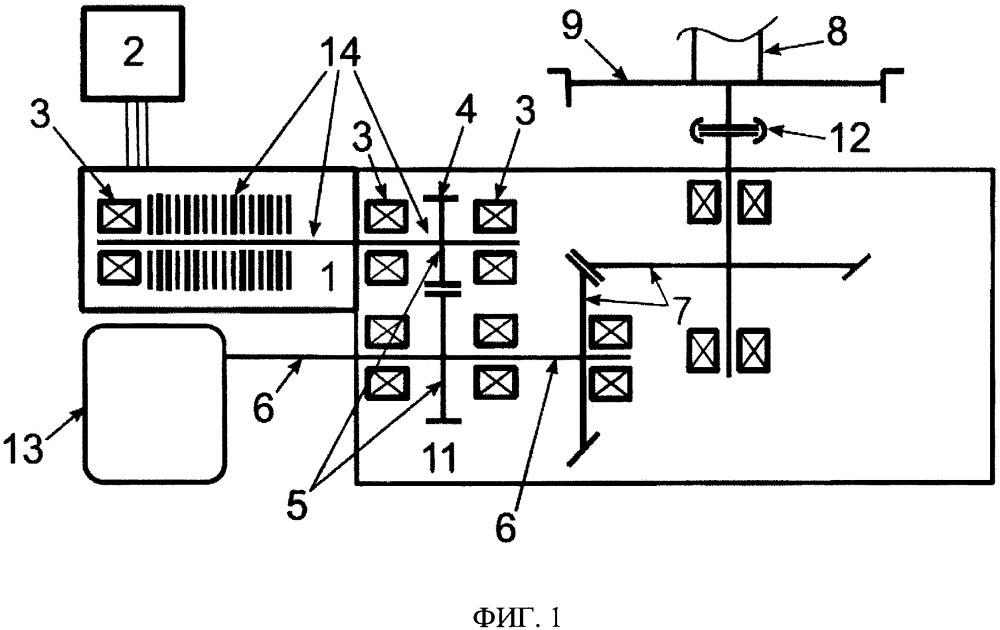 Компактное приводное устройство для самоходных транспортных средств