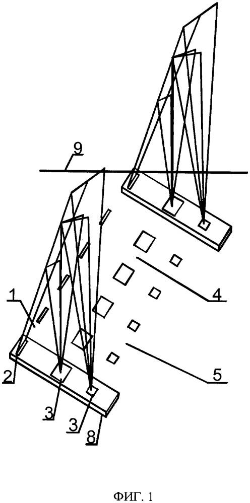 Устройство измерения параметров контактного провода