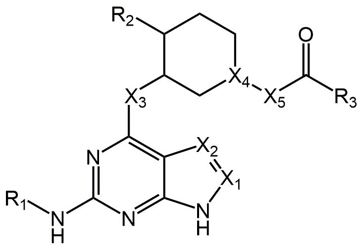 Пиразолопиримидиновые производные в качестве ингибитора киназы