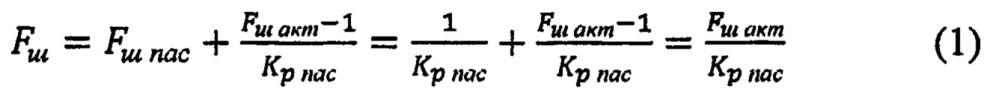 Активная петля связи свч резонатора водородного генератора
