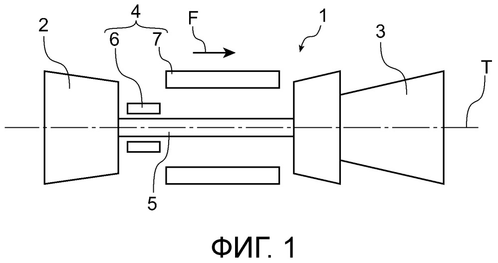 Содержащий предкамеру модуль камеры сгорания газотурбинного двигателя, предусматривающей сгорание при постоянном объеме