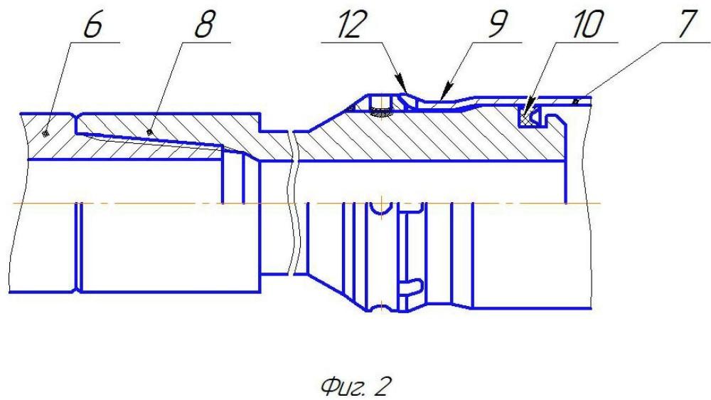 Способ проходки неустойчивых пород при бурении бокового ствола с горизонтальным окончанием
