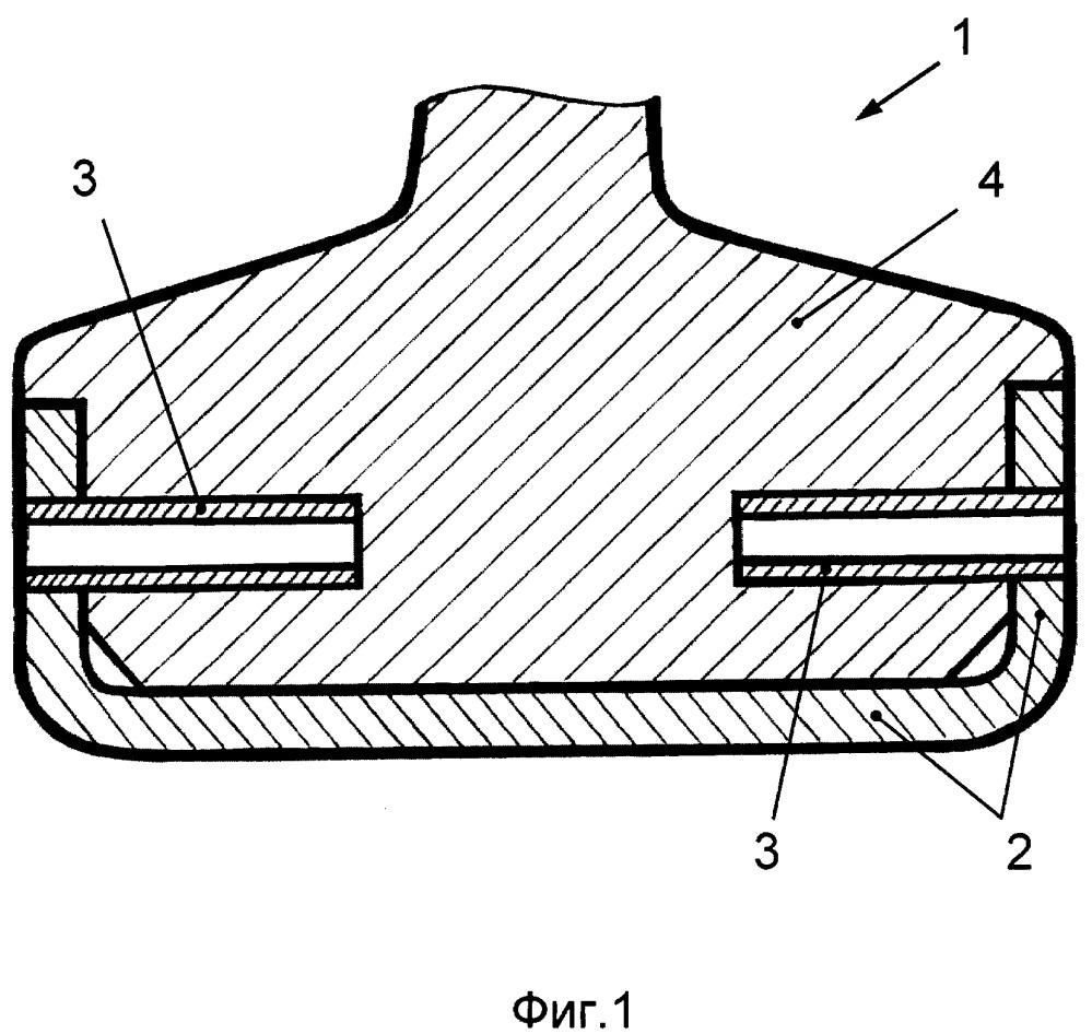 Биметаллический токопроводящий рельс и способ его изготовления