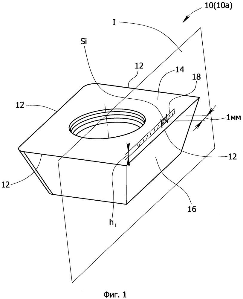 Режущий инструмент с алмазоподобным износостойким покрытием