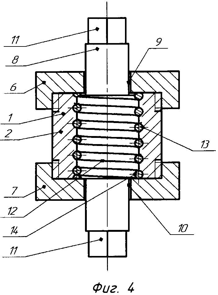 Способ восстановления цилиндрической пружины и устройство для его осуществления