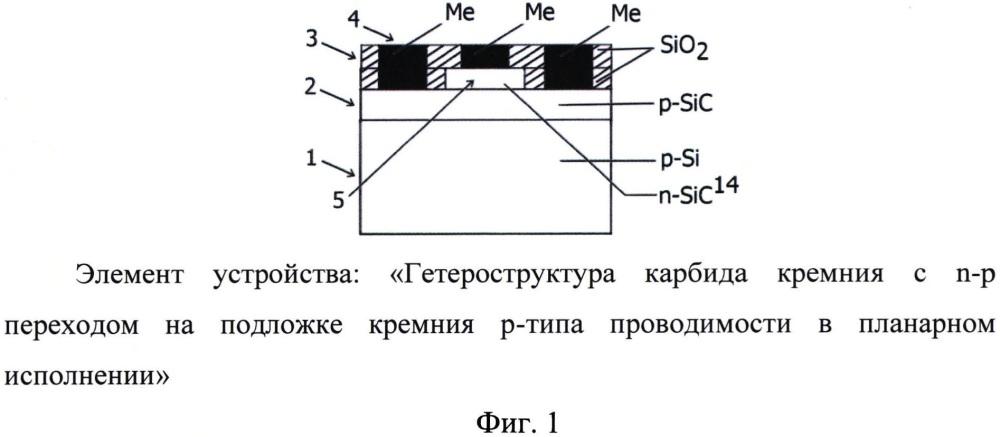 Устройство генерирования электрического тока посредством преобразования энергии радиохимического бета-распада с-14