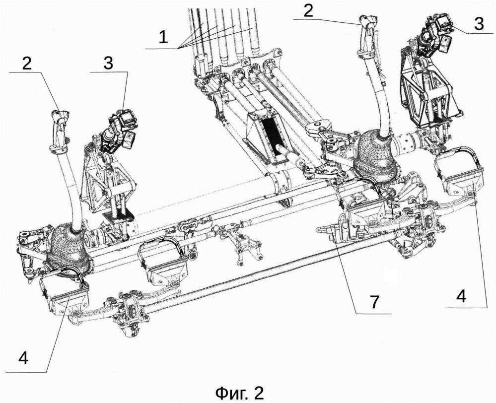 Система управления вертолетом