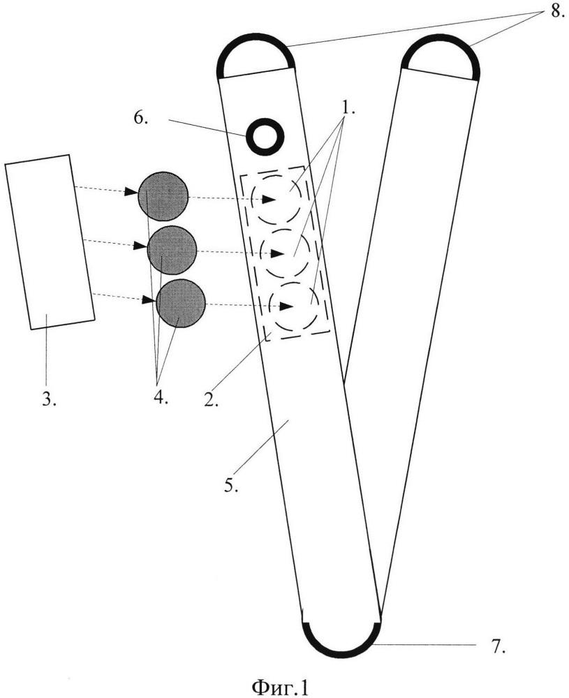 Крепление клевант к свободным концам парашютной системы при помощи магнитов
