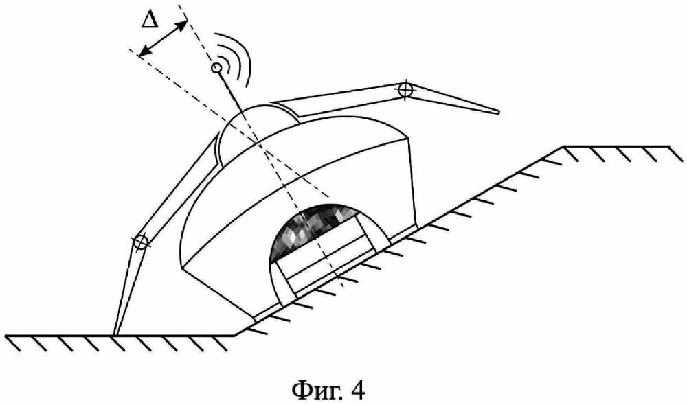 Многоцелевая транспортно-технологическая платформа со смещаемым центром тяжести
