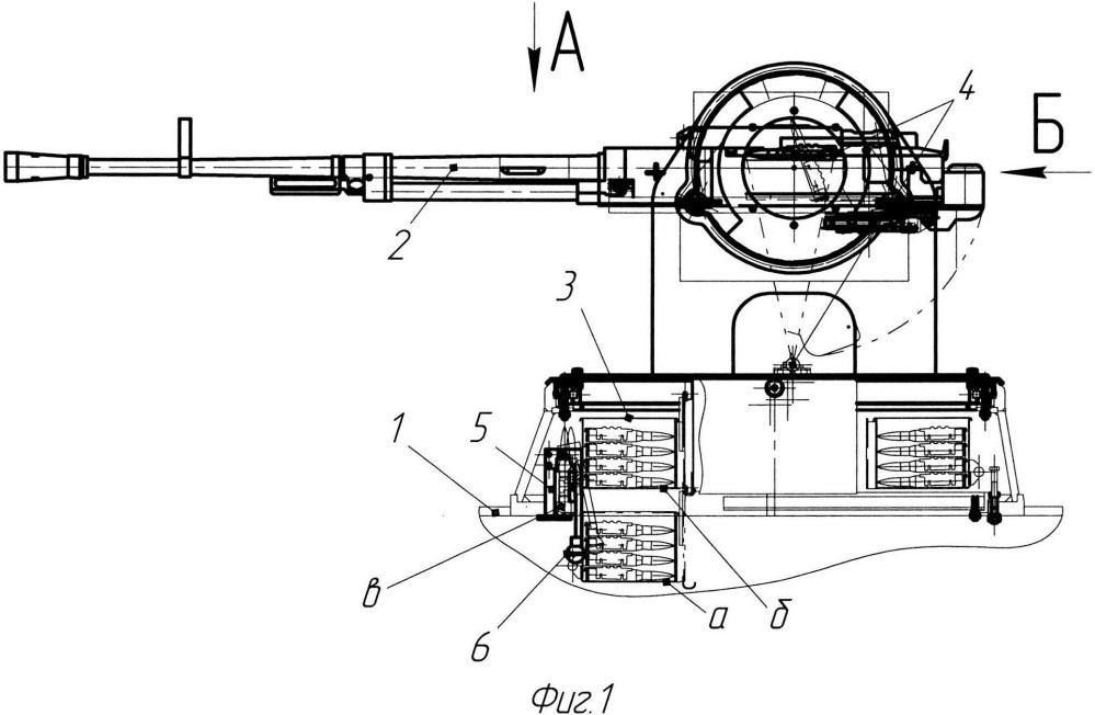 Дистанционно-управляемый боевой модуль