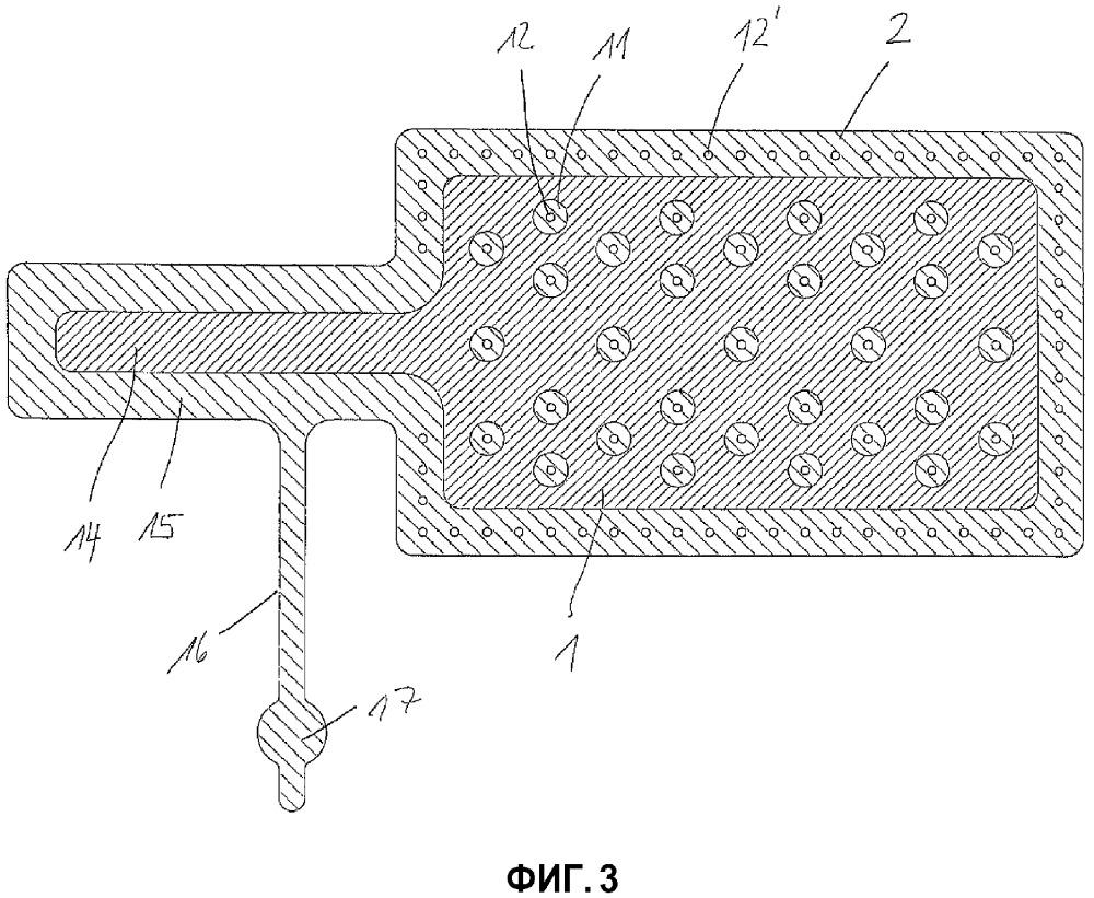 Система электродов для плазменной обработки с диэлектрическим барьером