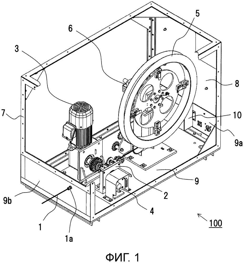 Приводное устройство для внутриреакторной системы измерения нейтронов