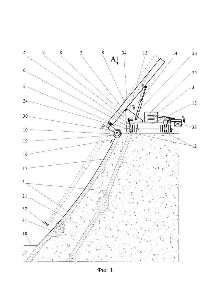 Способ разработки сложноструктурных месторождений твердых полезных ископаемых