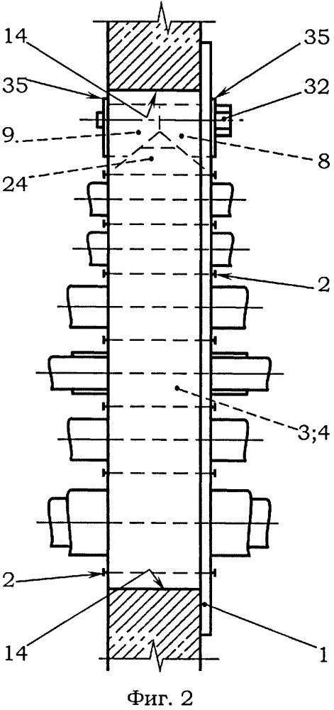 Кабельный ввод, уплотнительный модуль кабельного ввода и компрессионный блок кабельного ввода