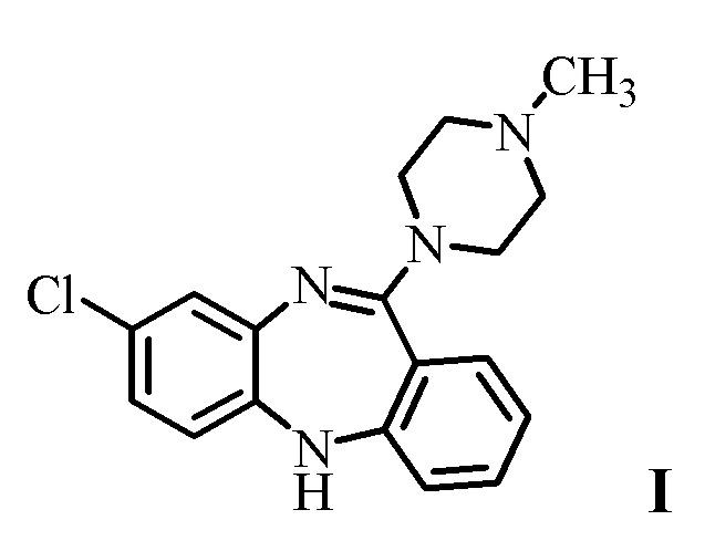 Кристаллические полиморфы моногидраты 8-хлор-11-(4-метил-1-пиперазинил)-5н-дибензо[b,e][1,4]диазепина (клозапина)