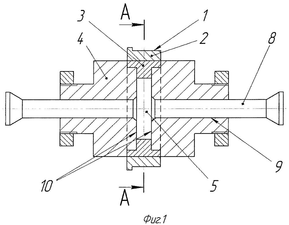 Способ и устройство для штамповки моноколес