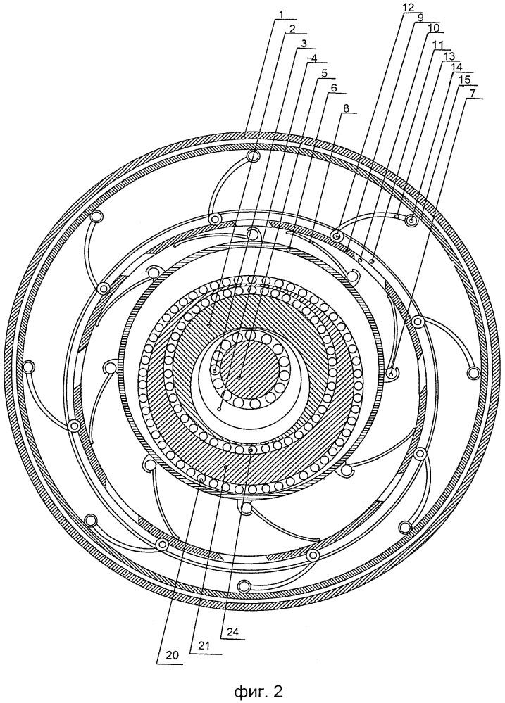 Гидротрансформатор с регулируемым передаточным отношением