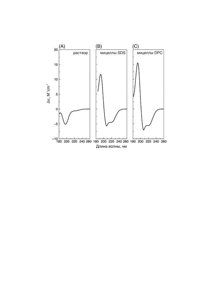 Синтетический пептид лексицин-1, обладающий антимикробным действием