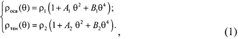 Способ определения поверхности диэлектрической бифокальной линзовой антенны