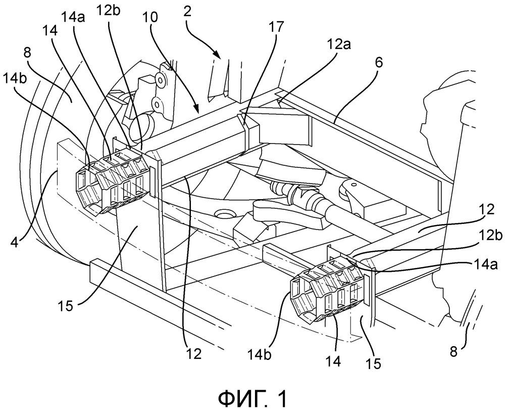 Конструктивный элемент для передней части транспортного средства и способ его изготовления, а также транспортное средство