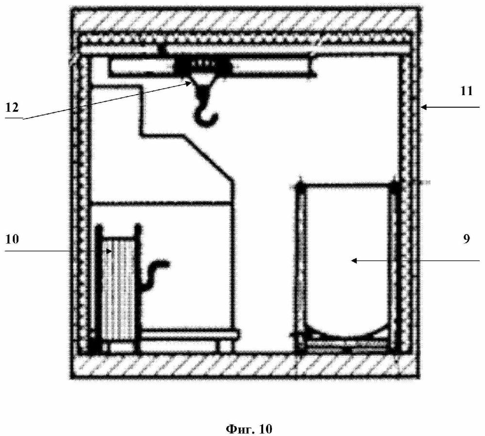 Способ дезактивации загрязненного оборудования металлических изделий и устройство для его осуществления