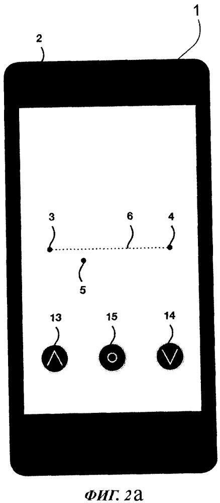 Способ и устройство для определения остроты зрения пользователя