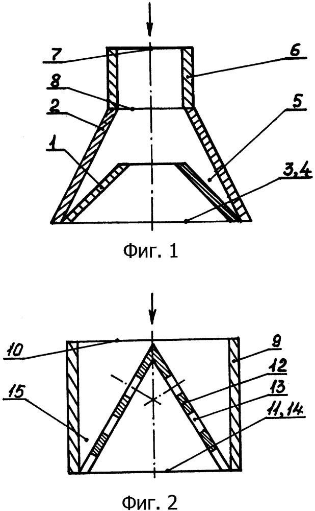 Устройство для раздачи приточного воздуха (варианты)