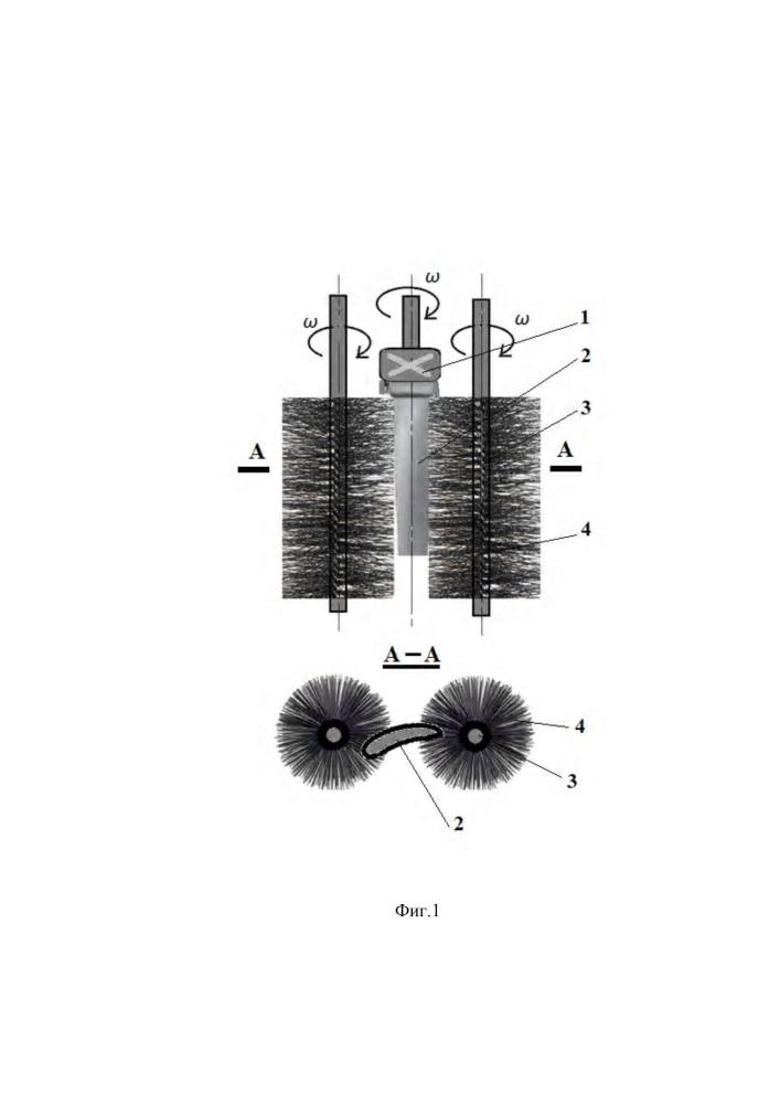 Способ электрополирования металлической детали