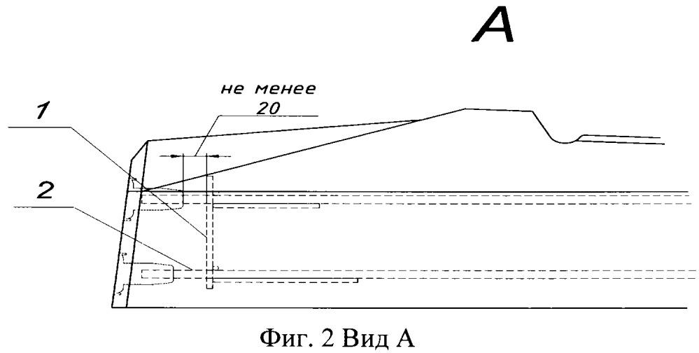 Способ укрепления торцевых частей железобетонных шпал путем дополнительного армирования каркасами
