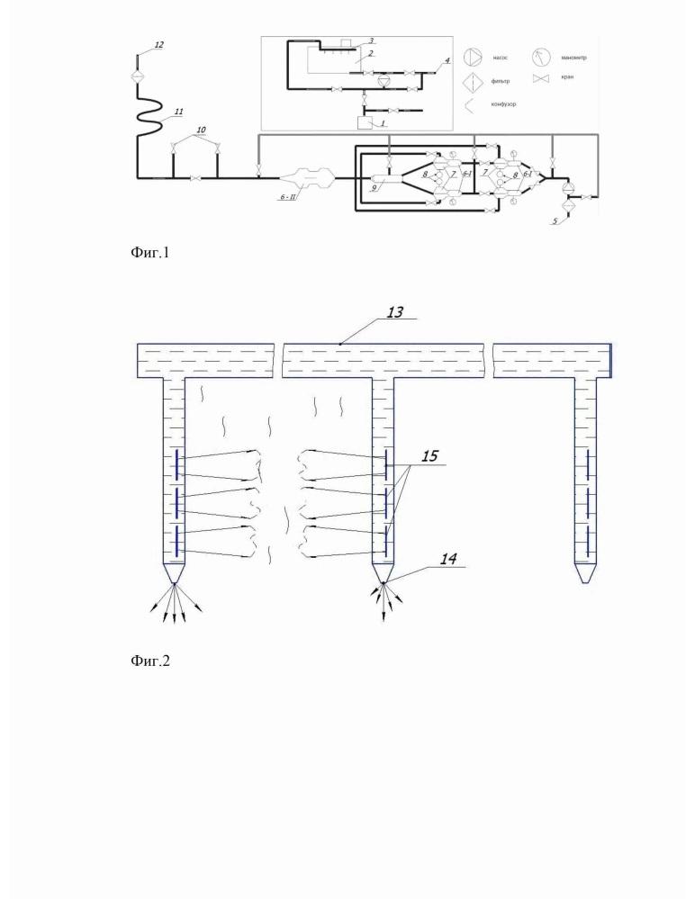 Комплекс кавитационно-вакуумного смешения вязких жидкостей