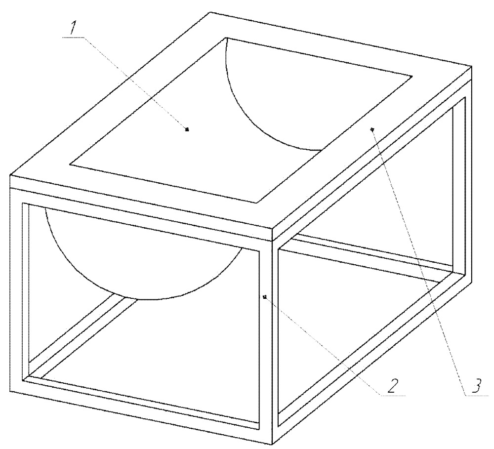 Композитная формообразующая оснастка для формования изделий из полимерных композиционных материалов