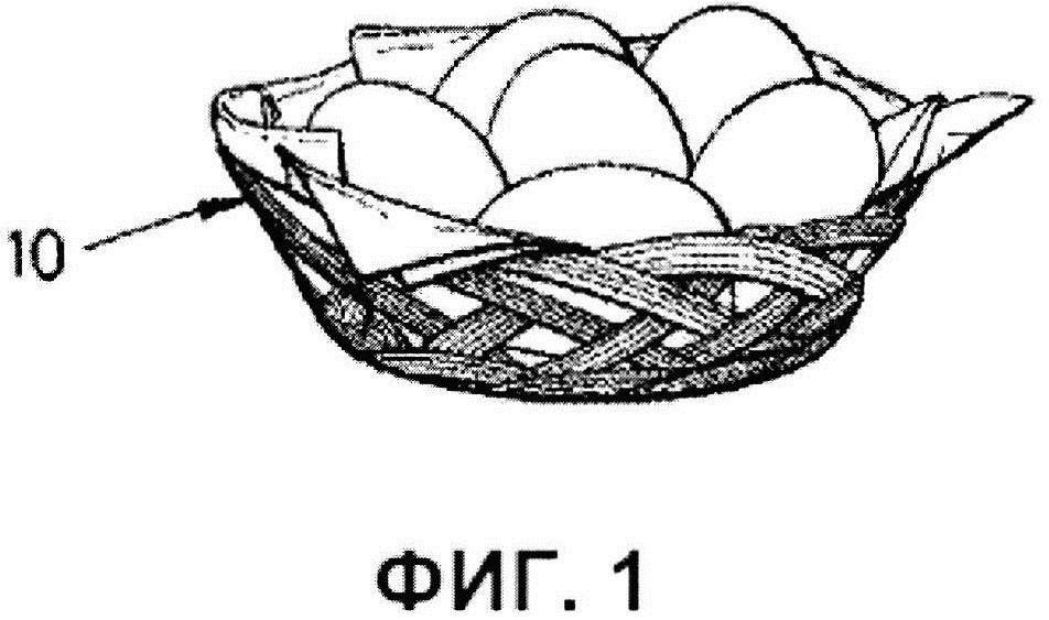 Способ приготовления замороженных или охлажденных жареных яиц