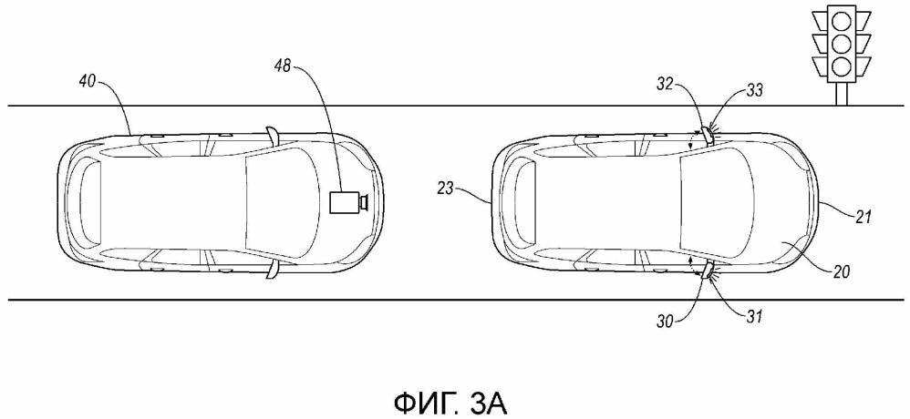 Способ и компьютер для контроля боковых зеркал заднего вида в автономных транспортных средствах