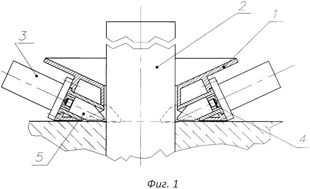 Устройство для срезания железобетонных свай
