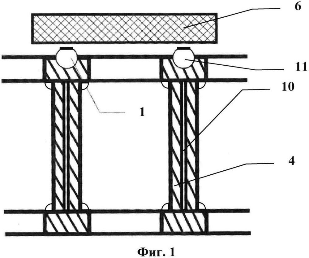 Способ компенсации деформации высокотемпературного вращающегося дискового теплообменника