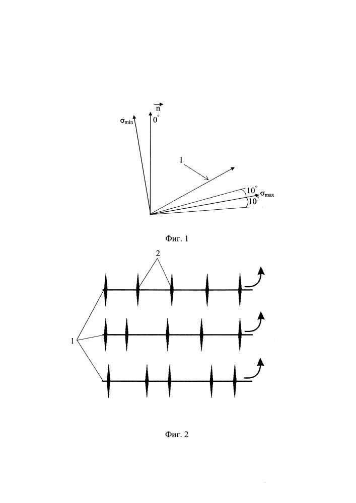 Способ нестационарной разработки низкопроницаемых коллекторов