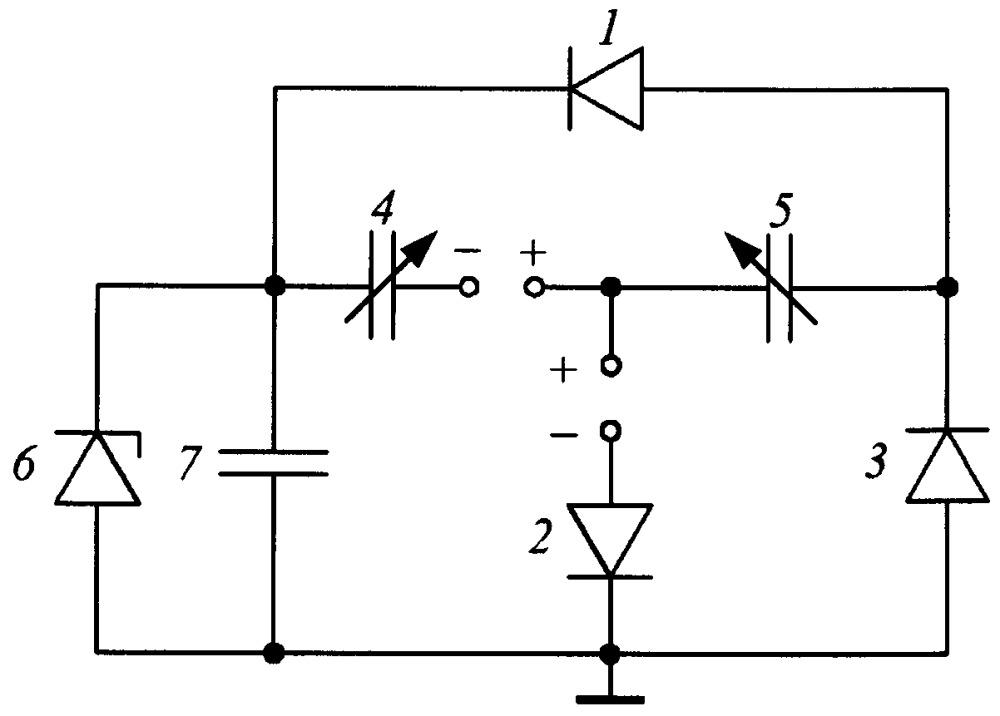 Электростатический микроэлектромеханический генератор для подзаряда химического источника тока